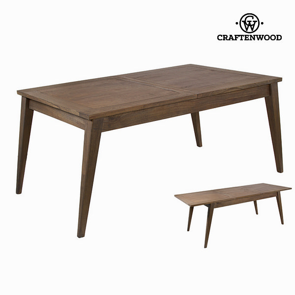 Extendible dining table amara - Ellegance Collection by Craftenwood