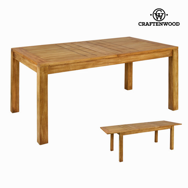 Extendible table chicago - Square Collection by Craftenwood