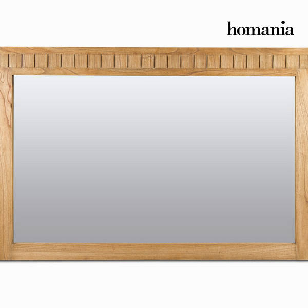 Wall mirror chicago  - Square Collection by Homania