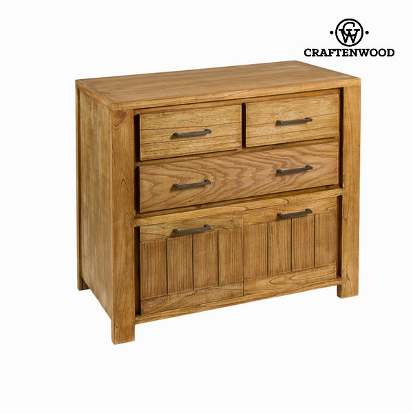 Chicago dresser table - Square Collection by Craftenwood