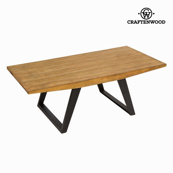 Centre Table Craftenwood (120 x 60 x 40 cm) - Let's Deco Collection