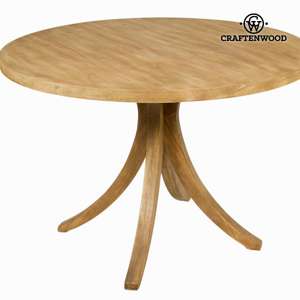 Claudia round table  - Serious Line Collection by Craftenwood