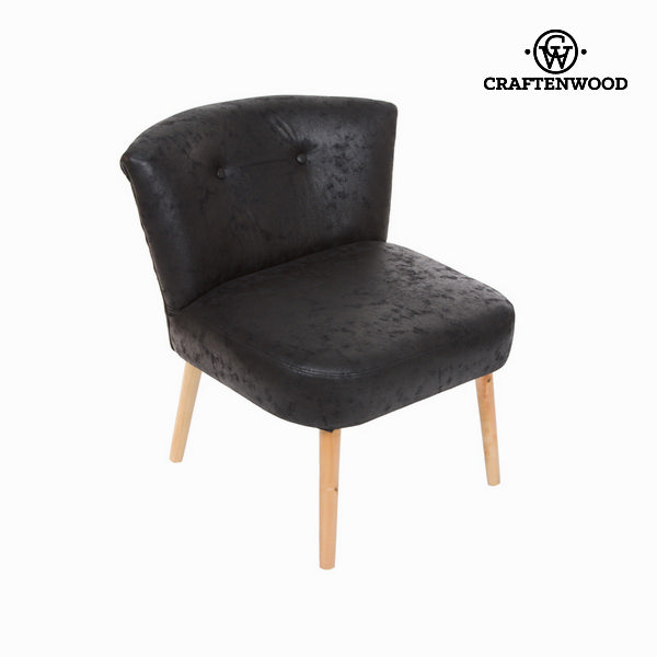 Dinning chair black antique by Craftenwood