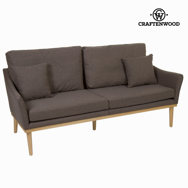 Sofa fabric covered 3 seats - Love Sixty Collection by Craftenwood