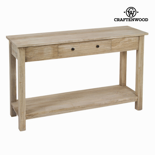 Console 1 drawer colonial - Pure Life Collection by Craftenwood