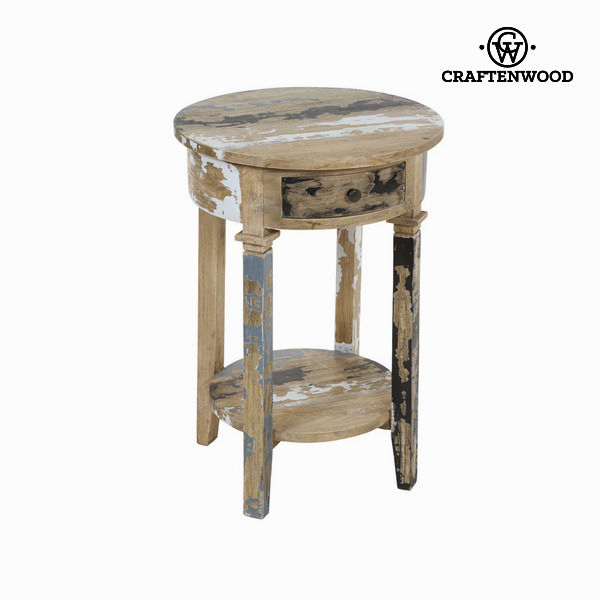 Pickling round pedestal - Poetic Collection by Craftenwood