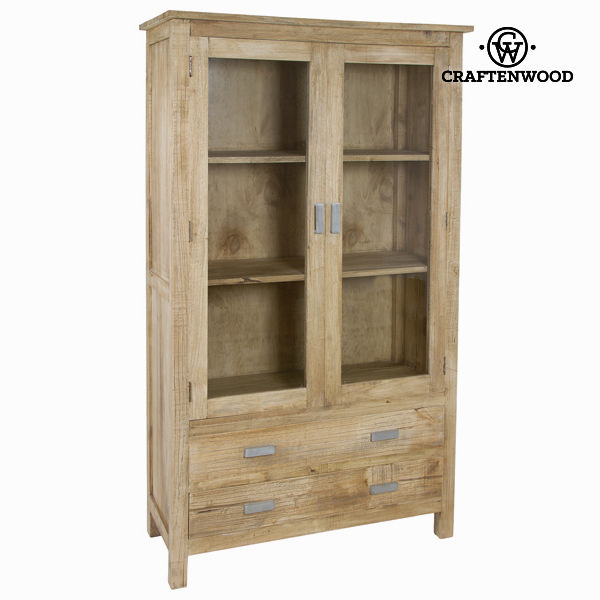 Display Stand Mindi wood (180 x 105 x 45 cm) - Pure Life Collection by Craftenwood