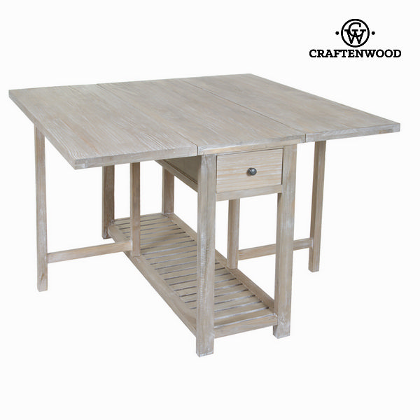 Folding table - Natural Collection by Craftenwood