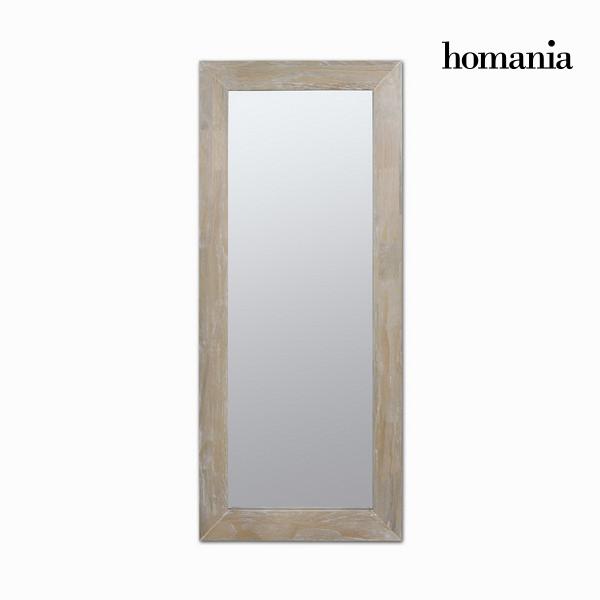 Paula wall mirror - Natural Collection by Homania