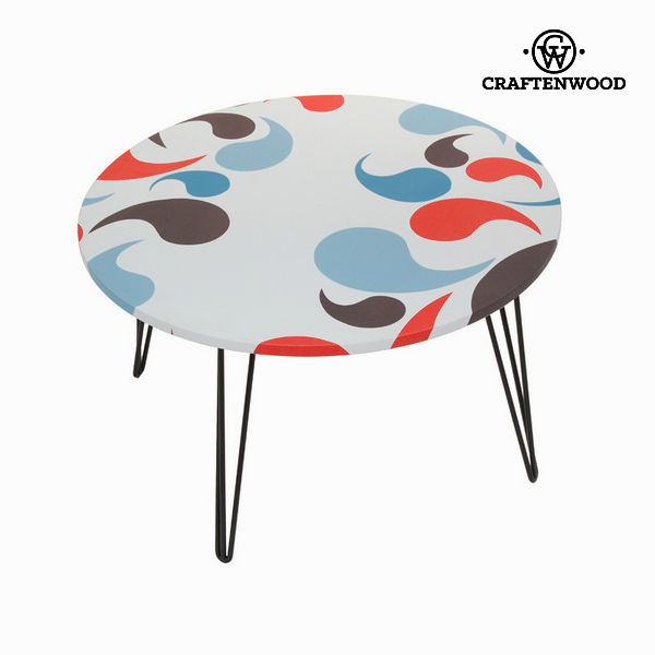 Centre Table Circular (60 x 60 x 35 cm) by Craftenwood