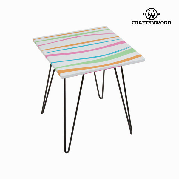 Centre Table Squared (45 x 45 x 50 cm) by Craftenwood