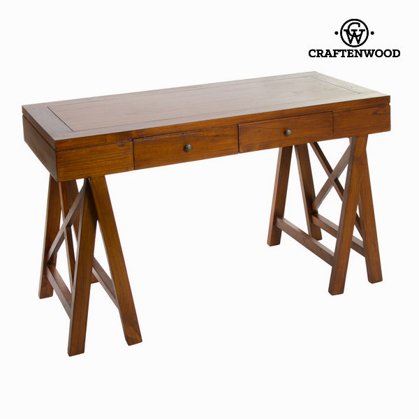 Console Mindi wood (125 x 55 x 76 cm) - Serious Line Collection by Craftenwood