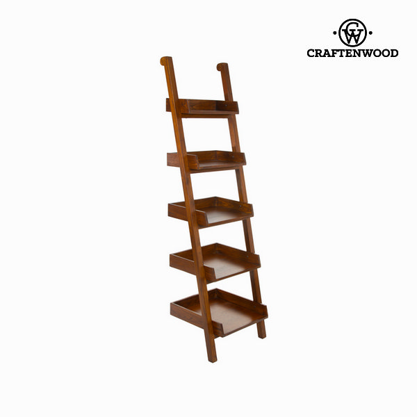 Magazine rack Craftenwood (174 x 50 x 42 cm) - Serious Line Collection