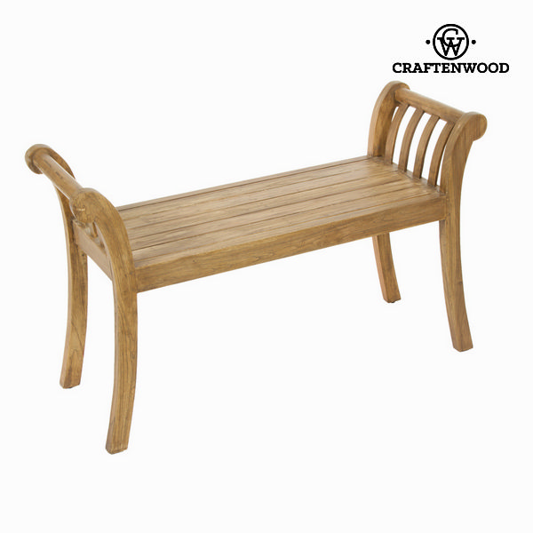 Bench with cushion ios - Village Collection by Craftenwood