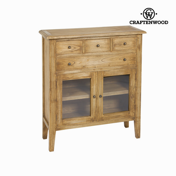 Ios 4 drawers console - Village Collection by Craftenwood