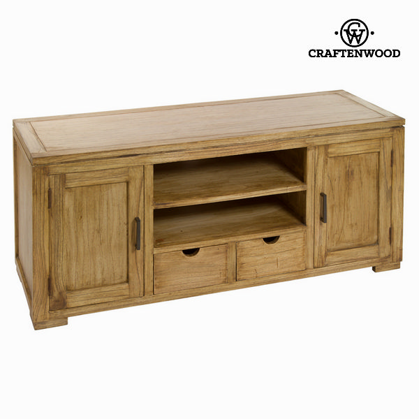 Television stand Craftenwood (2 drawers / 2 doors) - Village Collection