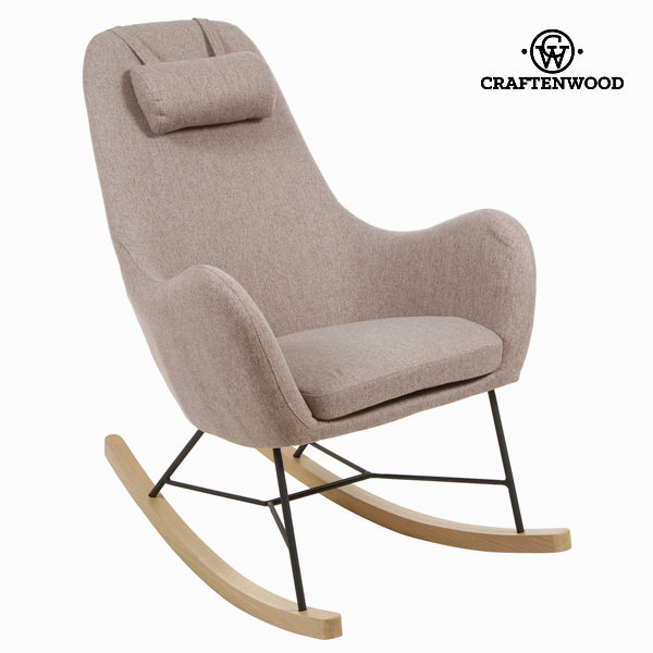 Rocking Chair Craftenwood (70 x 106 x 96 cm) Polyskin