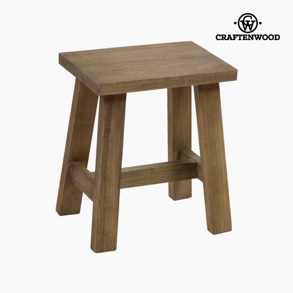 Finn wooden stool by Craftenwood