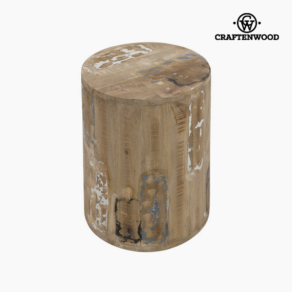 Trunk Stool Craftenwood (45 x 35 x 35 cm)