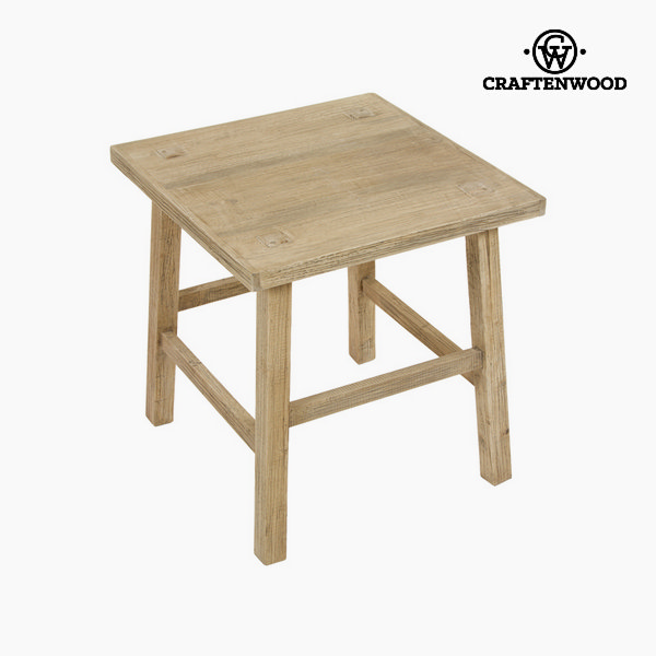 Sid wooden side table by Craftenwood