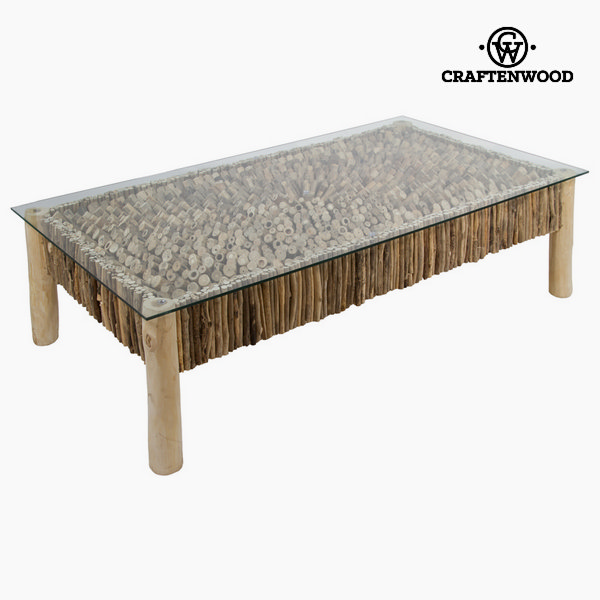 Centre Table Deco Mindi wood (160 x 90 x 45 cm) by Craftenwood