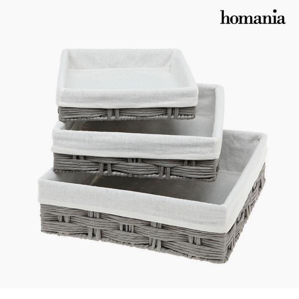 Set of Baskets Homania 3029 (3 pcs)