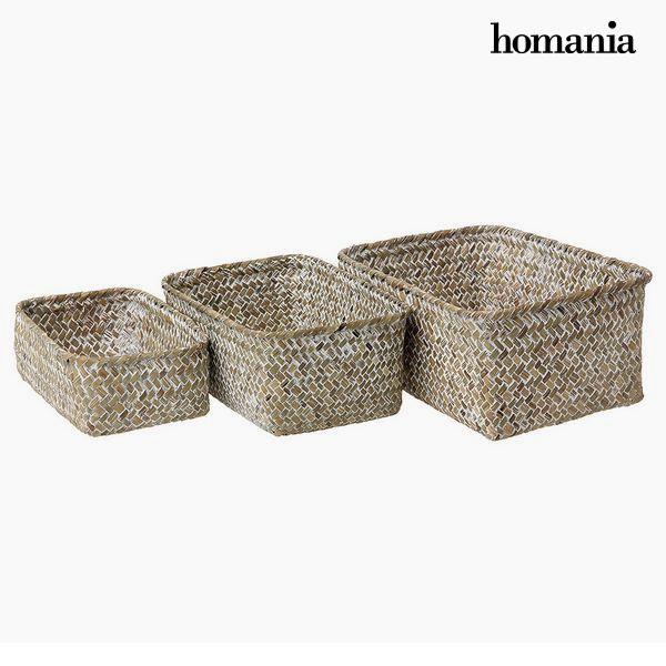 Set of Baskets Homanía 1612 (3 pcs)