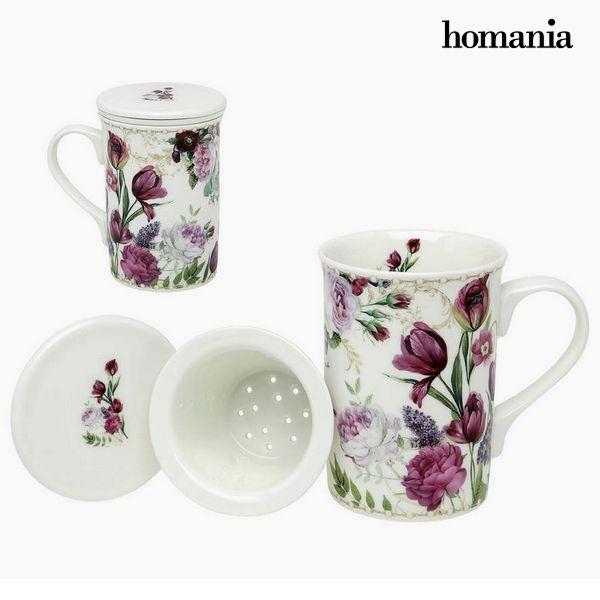 Set of Mugs Homanía 9519 (2 pcs)