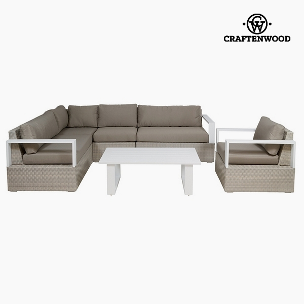 Garden furniture Synthetic rattan by Craftenwood