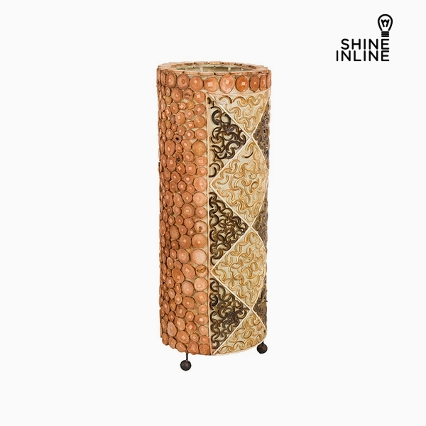 Lamp Bamboo (22 x 22 x 55 cm) by Shine Inline