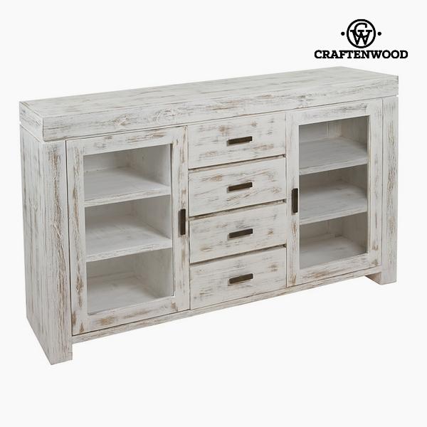 Sideboard Mindi wood (150 x 40 x 87 cm) by Craftenwood