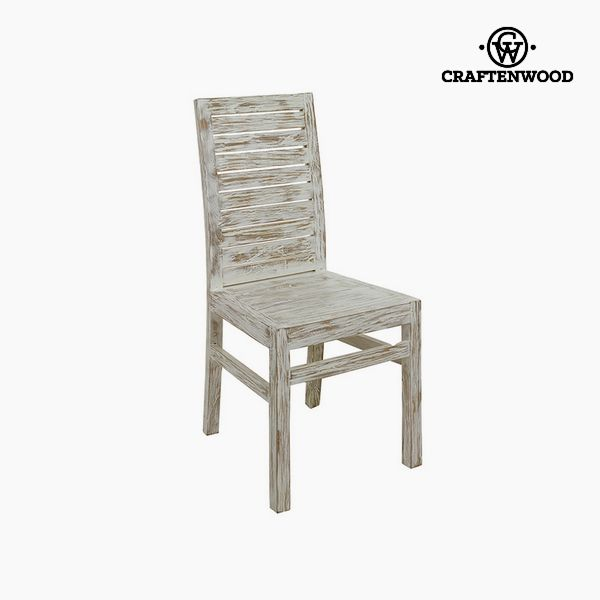 Chair Mindi wood (46 x 50 x 100 cm) by Craftenwood