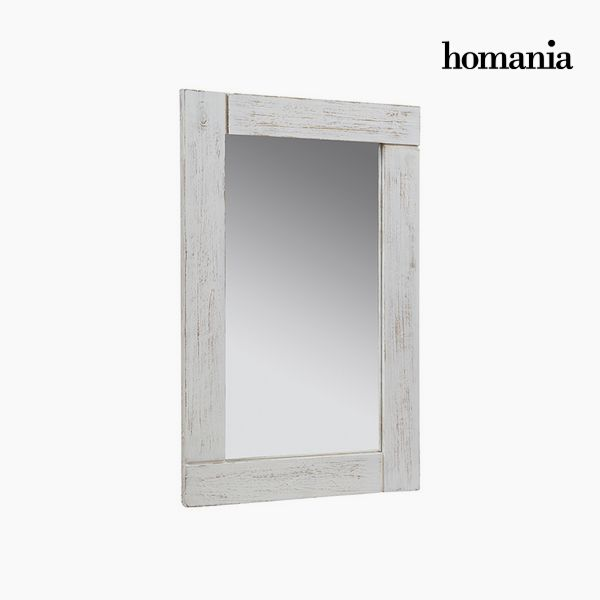 Mirror Mindi wood by Homania