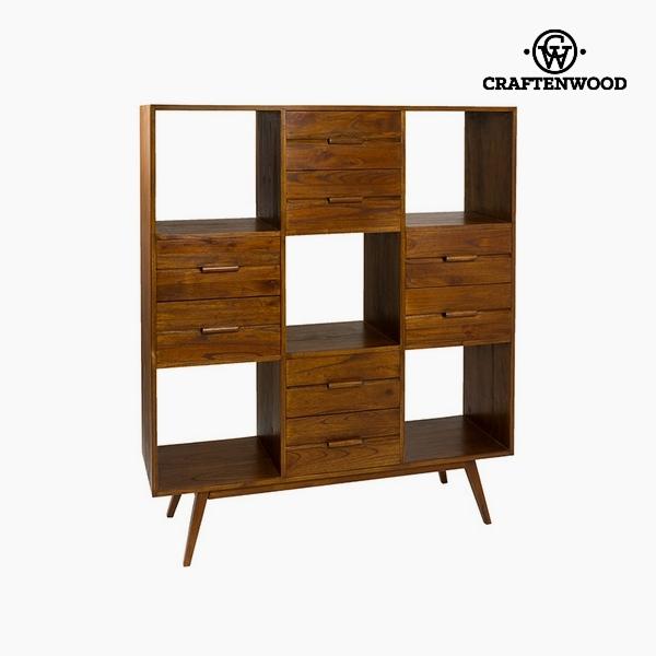 Sideboard Mindi wood (155 x 40 x 130 cm) by Craftenwood