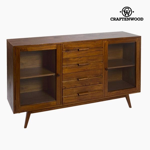 Sideboard Mindi wood (150 x 40 x 89 cm) by Craftenwood