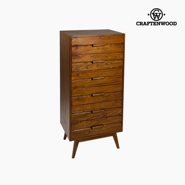 Chiffonier Mindi wood (118 x 55 x 40 cm) - Serious Line Collection by Craftenwood