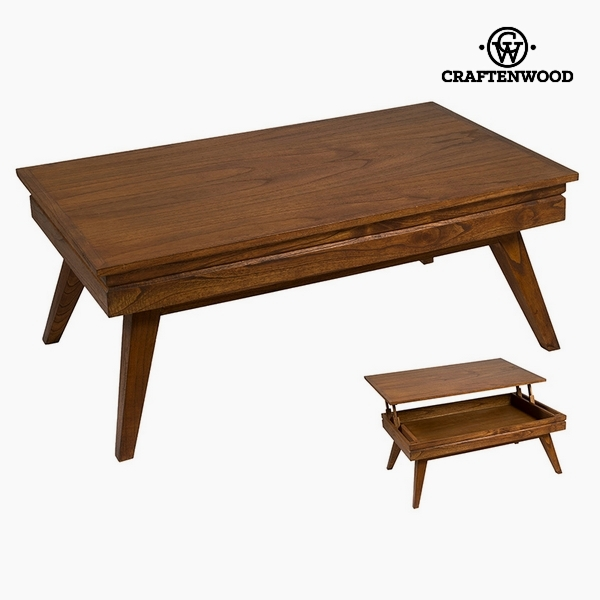 Lift-Top Coffee Table Mindi wood (110 x 65 x 44 cm) by Craftenwood