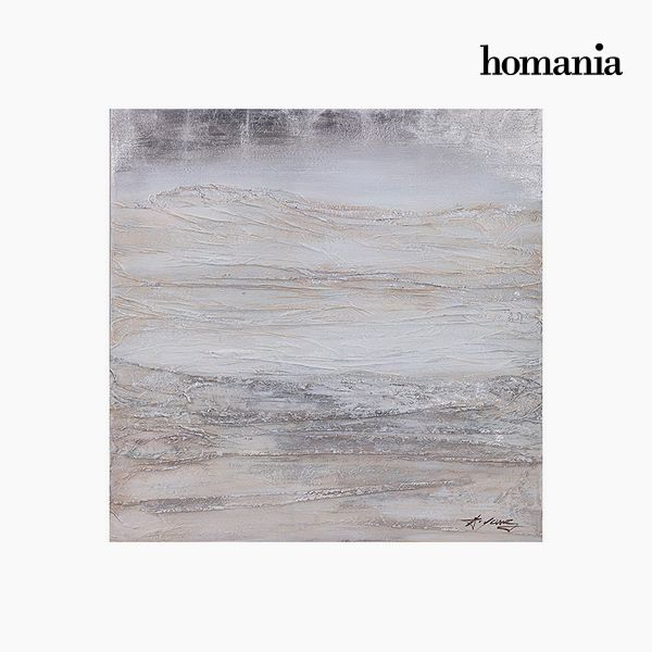 Oil Painting (100 x 4 x 100 cm) by Homania