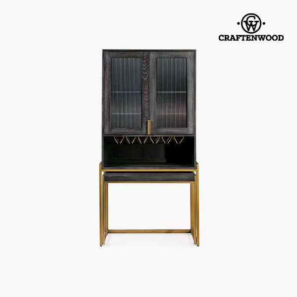 Showcase Mdf (88 x 45 x 180 cm) by Craftenwood