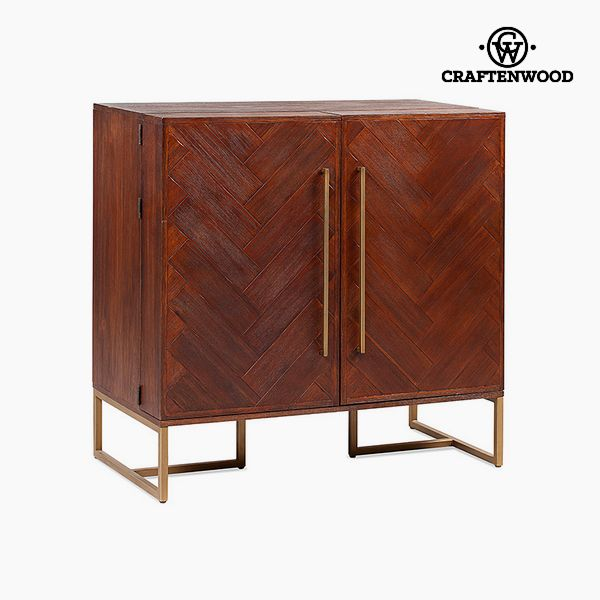 Console Mdf Acacia (100 x 50 x 100 cm) - Chocolate Collection by Craftenwood