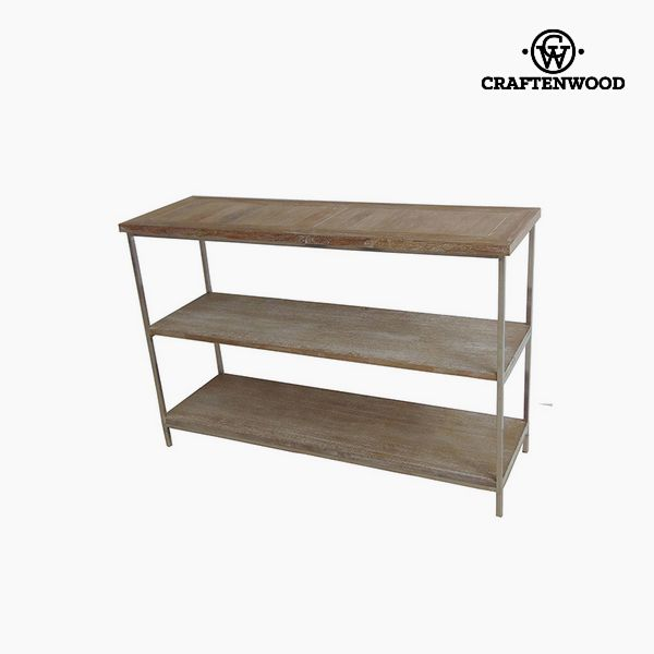 Shelves Teak (120 x 38 x 80 cm) - Art & Metal Collection by Craftenwood