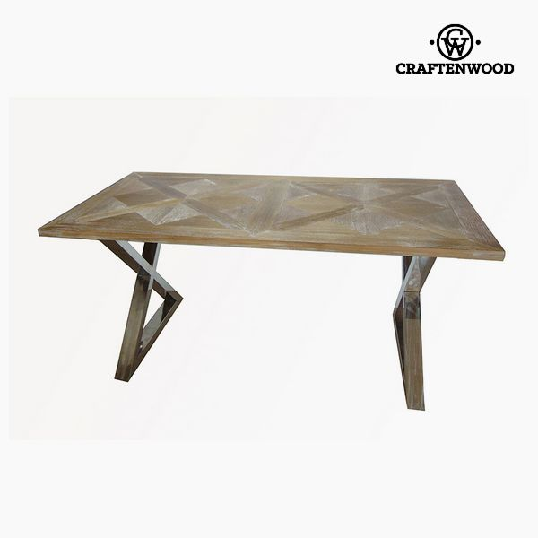 Dining Table Teak (180 x 90 x 79 cm) by Craftenwood