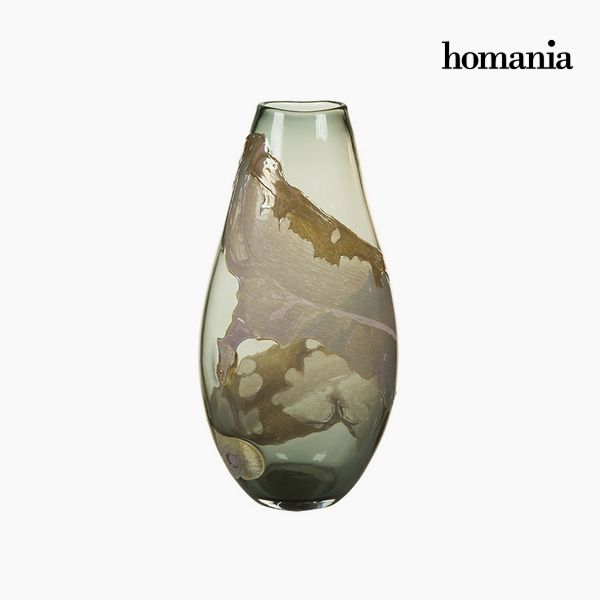 Vase Crystal (24 x 16 x 45 cm) - Pure Crystal Deco Collection by Homania