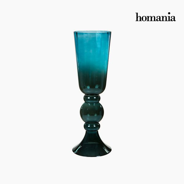 Vase Crystal (20 x 20 x 58 cm) - Pure Crystal Deco Collection by Homania