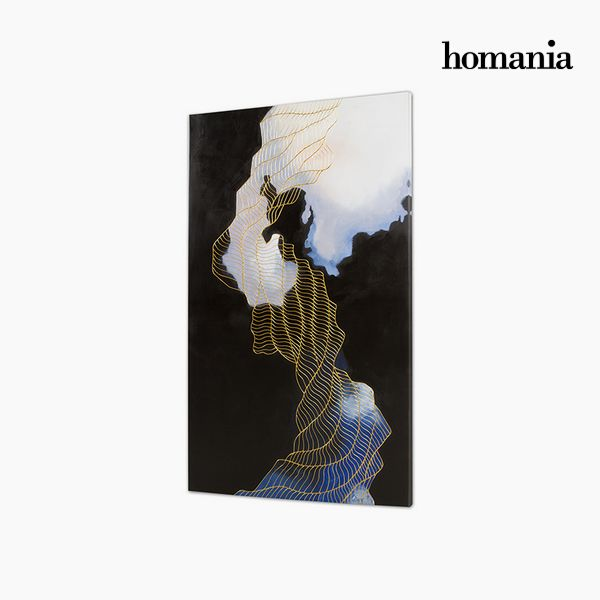 Oil Painting (90 x 4 x 160 cm) by Homania