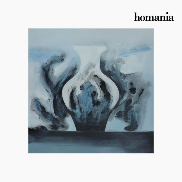 Oil Painting (80 x 4 x 80 cm) by Homania