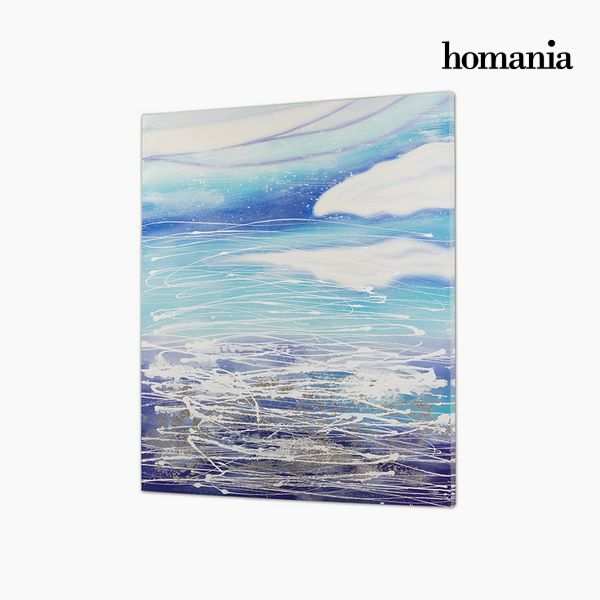 Oil Painting (110 x 4 x 135 cm) by Homania