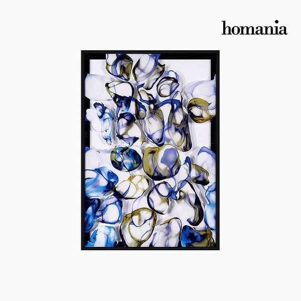 Acrylic Painting (82 x 4 x 122 cm) by Homania