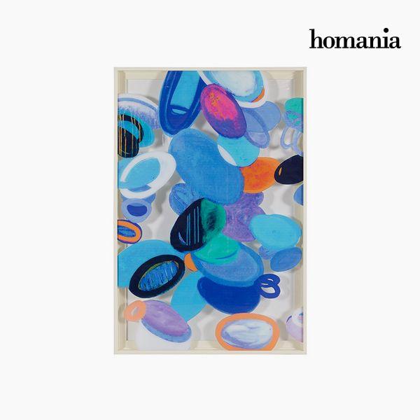 Acrylic Painting (64 x 4 x 92 cm) by Homania
