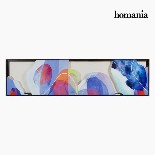 Acrylic Painting (182 x 4 x 47 cm) by Homania
